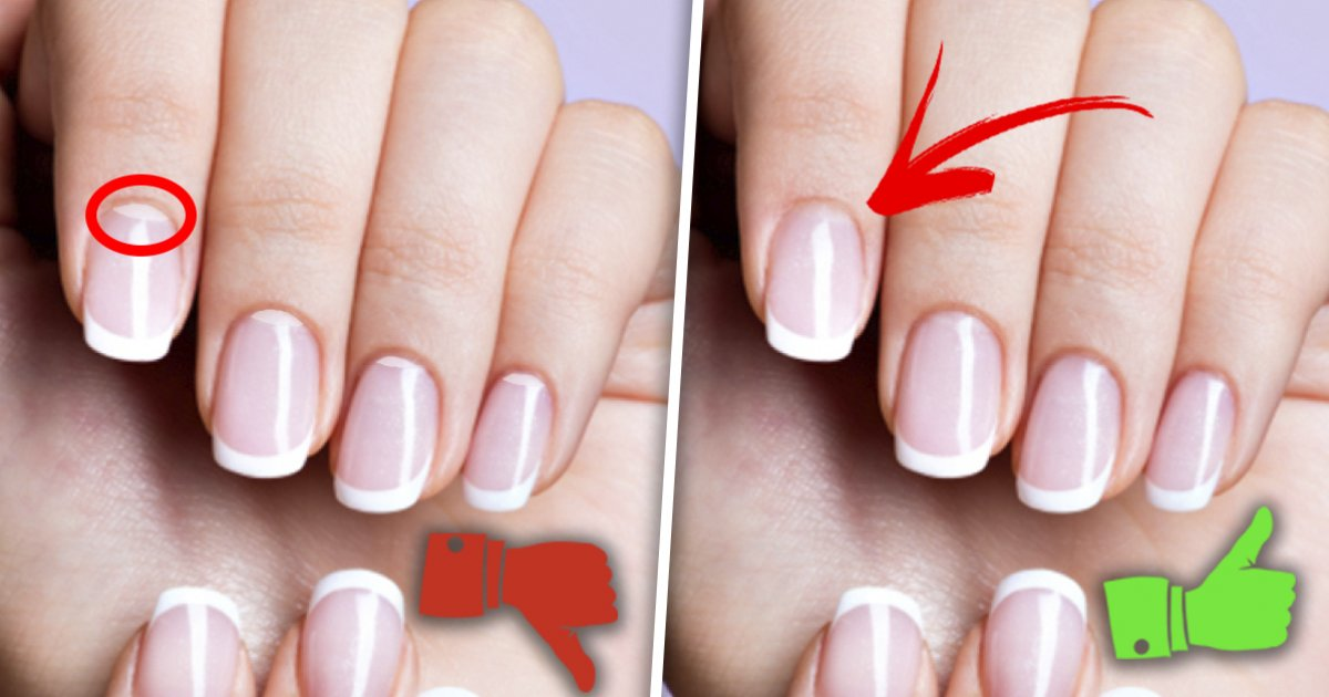 9 Things your nails say about your HEALTH! - Dazzling News
