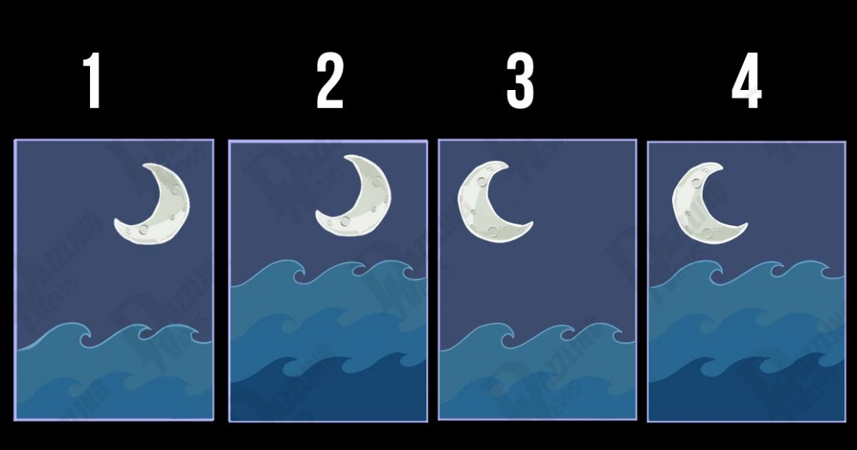 PSYCHOLOGICAL TEST: Choose an image and discover your