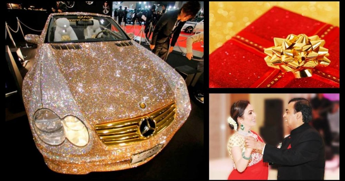 10 Most Expensive Gifts Ever Given Dazzling News
