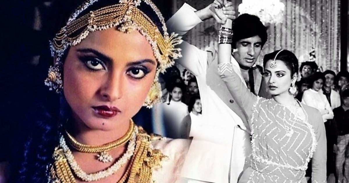 Rekha Family Childhood Photos Actress: The Reason Why Rekha's Husband Took His Own Life