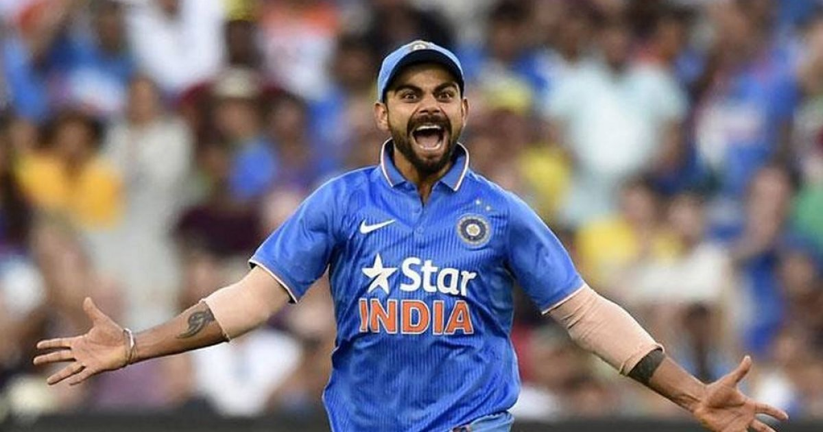 Some Amazing Facts About The Captain Virat Kohli Dazzling News