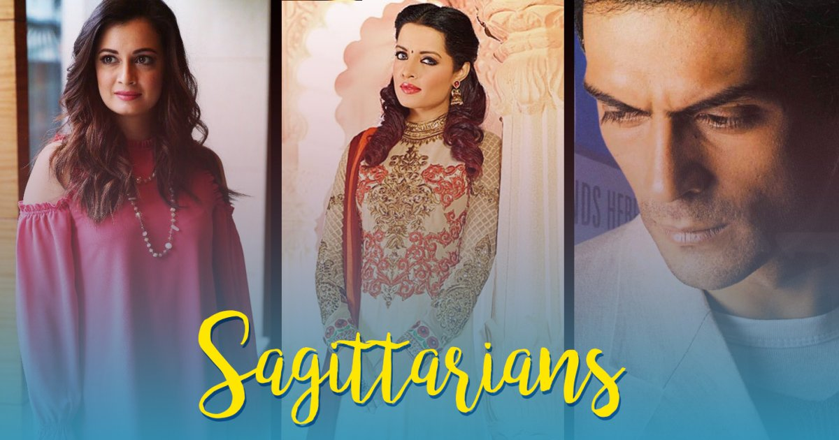 Famous Bollywood celebs who are Sagittarians - Dazzling News