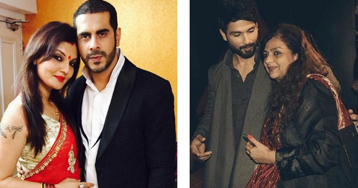 5 Bollywood mothers who despite the norm, got married again! - Dazzling News