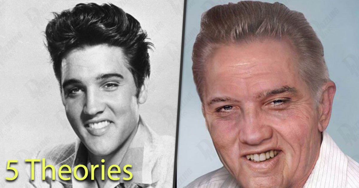The great scam of the death of Elvis: 5 Theories never ...